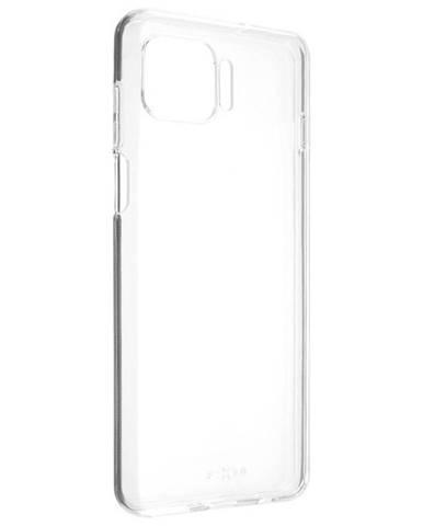 Kryt na mobil Fixed na Motorola Moto G 5G Plus priehľadný