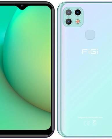 Mobilný telefón Aligator FiGi Note 1 Pro - gradient nefrit