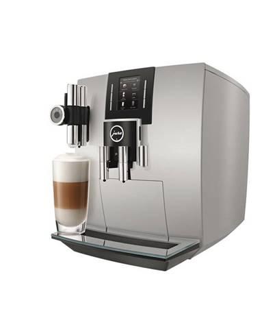Espresso Jura Brillantsilver J6