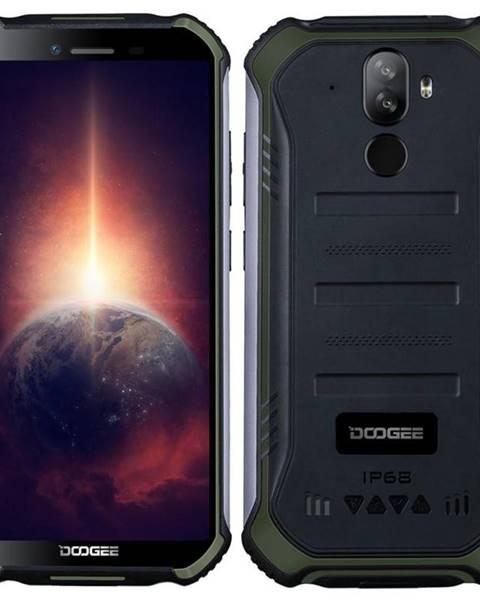 Doogee Mobilný telefón Doogee S40 Pro zelený
