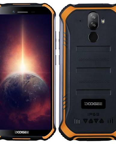 Mobilný telefón Doogee S40 Pro oranžový