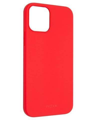 Kryt na mobil Fixed Story na Apple iPhone 12/12 Pro červený