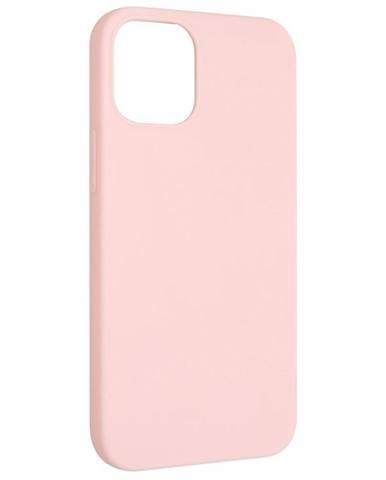 Kryt na mobil Fixed Story na Apple iPhone 12 mini ružový