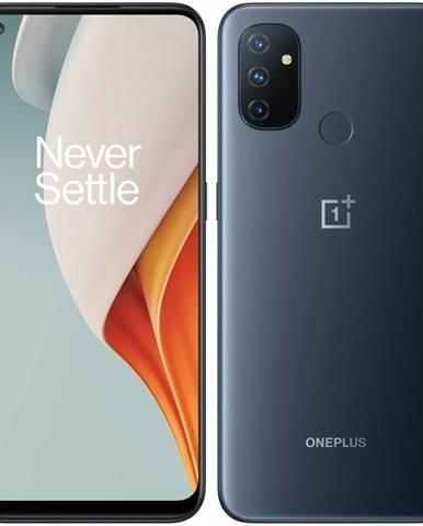 Mobilný telefón OnePlus Nord N100 sivý