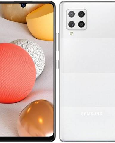 Mobilný telefón Samsung Galaxy A42 5G biely