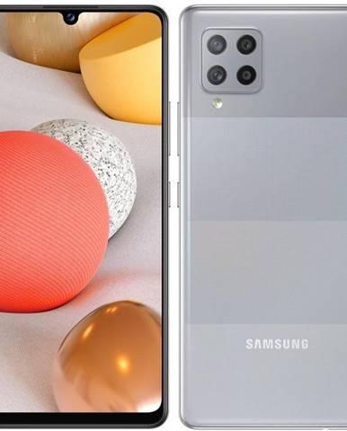 Mobilný telefón Samsung Galaxy A42 5G sivý