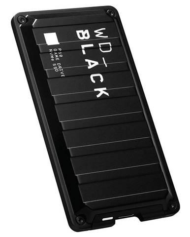 SSD externý Western Digital Black P50 Game Drive 500GB čierny