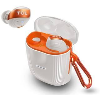 Slúchadlá TCL Actv500tws biela/oranžová