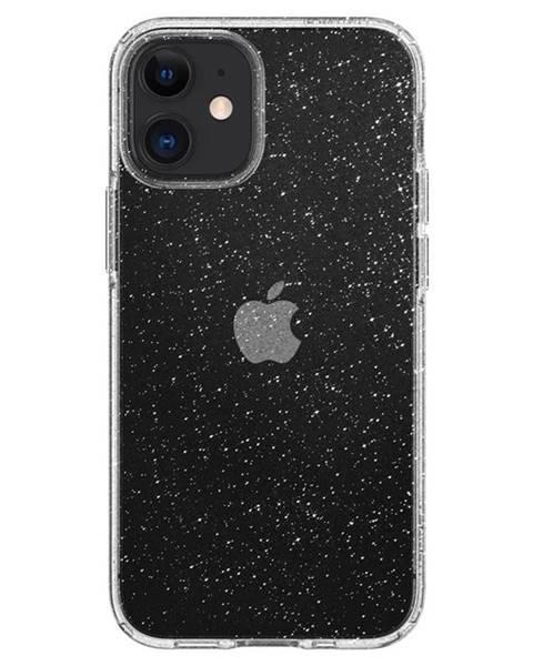 Spigen Kryt na mobil Spigen Liquid Crystal Glitter na Apple iPhone 12 mini