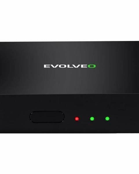 Evolveo Multimediálne centrum Evolveo Hybrid Box T2 čierny
