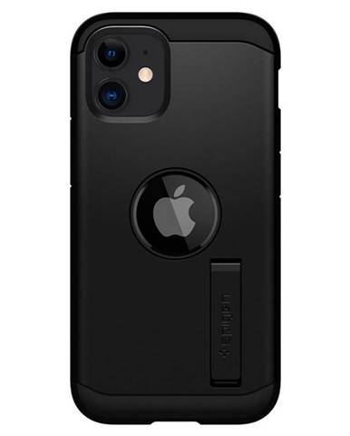 Kryt na mobil Spigen Tough Armor na Apple iPhone 12 mini čierny