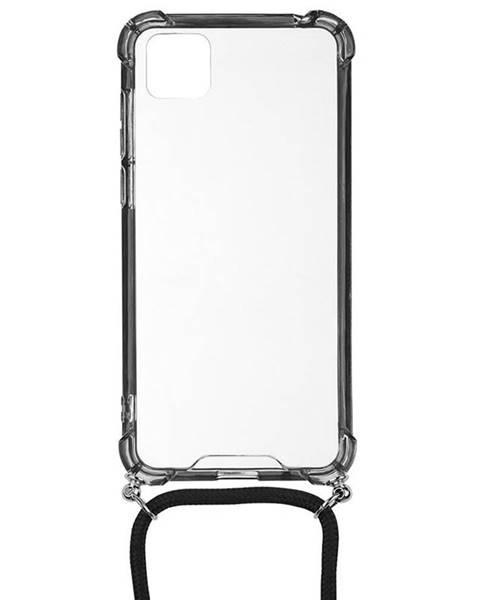 WG Kryt na mobil WG Crossbody na Huawei Y5p/Honor 9S priehľadná