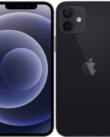 Mobilný telefón Apple iPhone 12 64 GB - Black