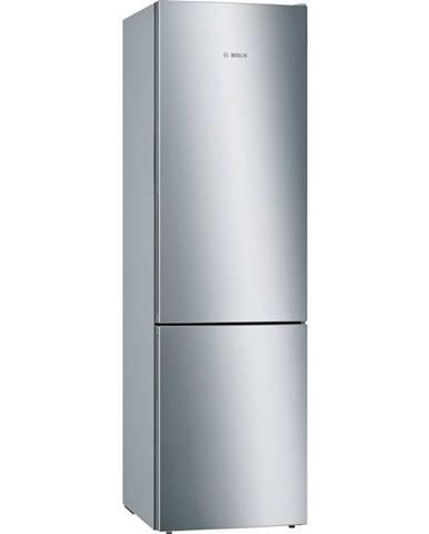 Kombinácia chladničky s mrazničkou Bosch Serie   6 Kge39alca nerez
