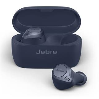 Slúchadlá Jabra Elite Active 75t modrá