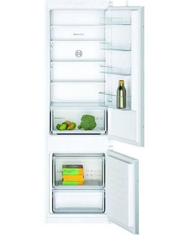 Kombinácia chladničky s mrazničkou Bosch Serie   2 Kiv87nsf0
