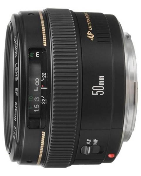 Canon Objektív Canon EF 50 mm f/1.4 USM čierny