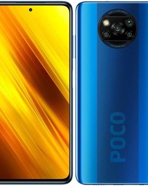 Xiaomi Mobilný telefón Poco X3 128 GB modrý