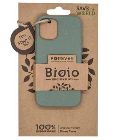Kryt na mobil Forever Bioio na Apple iPhone 12 mini zelený