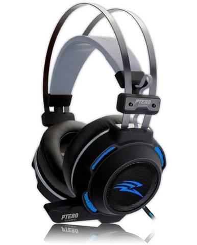 Headset  Evolveo Ptero GHX300 čierny