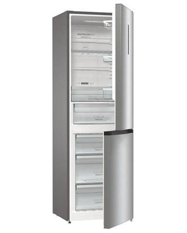 Kombinácia chladničky s mrazničkou Gorenje Advanced Nrk6202axl4