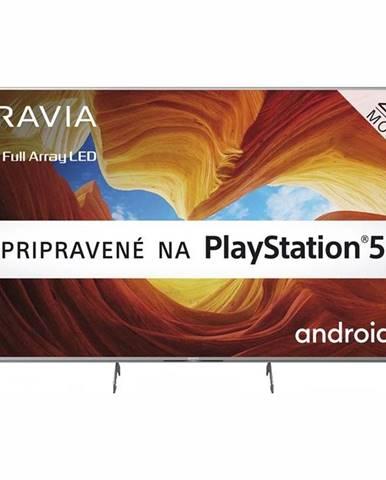 Televízor Sony KD-65XH9077 strieborn
