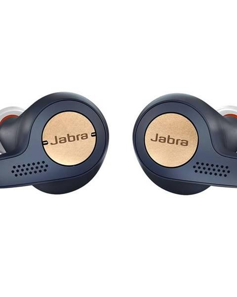 Jabra Slúchadlá Jabra Elite 65t Active modrá/medená