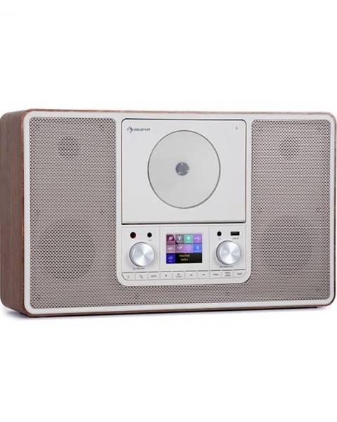 Auna Auna Scala VCD-IR, internetové rádio, WLAN, CD, BT, MP3, DAB+, FM rádio