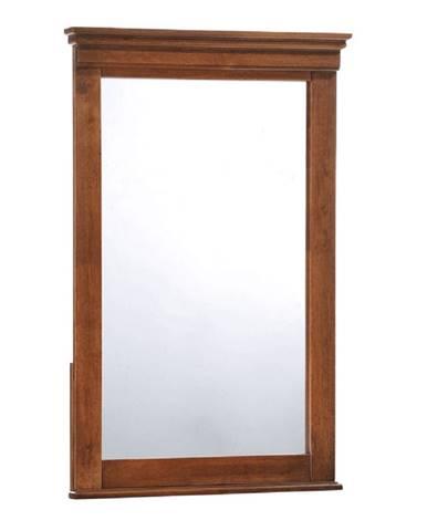 Zrkadlo dub tmavý SATURN 5