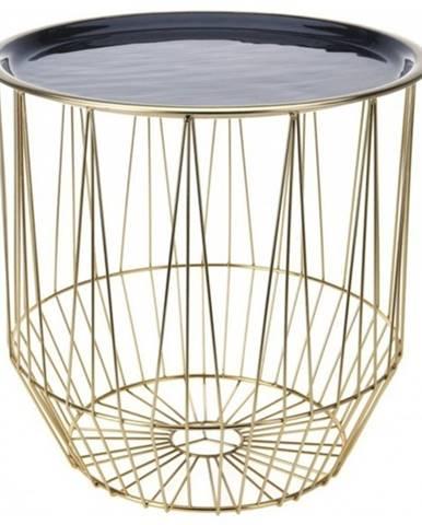Prístavný stolík KROPPEN ø 34 cm