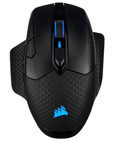 Myš  Corsair Dark Core PRO RGB čierna