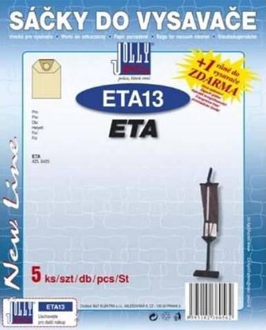 Sáčky pre vysávače Jolly ETA 13