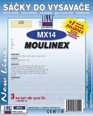 Sáčky pre vysávače Jolly MX 14