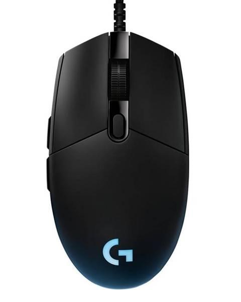 Logitech Myš  Logitech G PRO Gaming Močierna