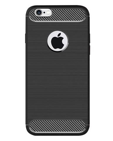 Kryt na mobil WG Carbon na Apple iPhone 7/8 čierna