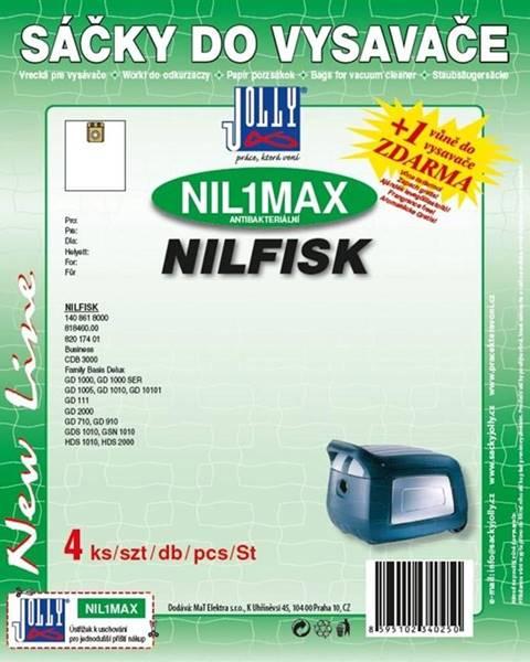 Jolly Sáčky pre vysávače Jolly NIL 1 MAX sáčky Nilfisk