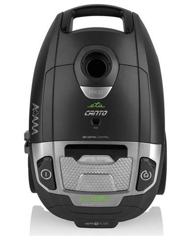 Podlahový vysávač ETA Canto II 2492 90020 strieborný/siv