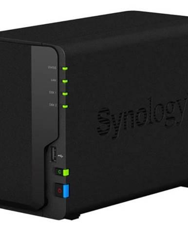 Sieťové úložište Synology DS218 čierne