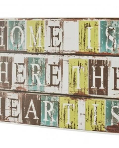 ASKO - NÁBYTOK Schránka na kľúče Home Heart 44920%