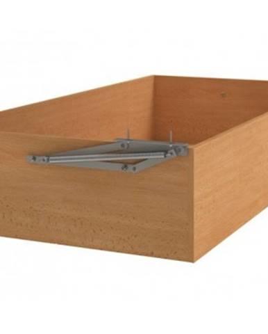 Úložný priestor pod posteľ Mega 90x200 cm, buk%