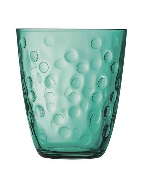 LUMINARC Luminarc Sada pohárov CONCEPTO PEPITE 310 ml, 6 ks, zelená