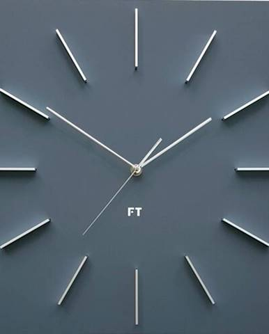 Future Time FT1010GY Square grey 40cm