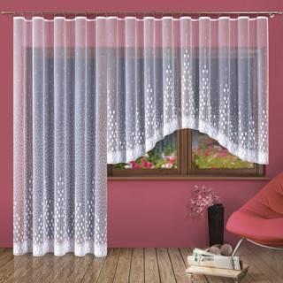 Forbyt Kusová záclona Paula, 300 x 150 cm, 300 x 150 cm