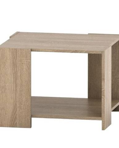 Konferenčný stolík dub sonoma TEMPO ASISTENT NEW 026