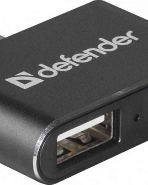 Defender USB 2.0 hub Defender Quadro Dual
