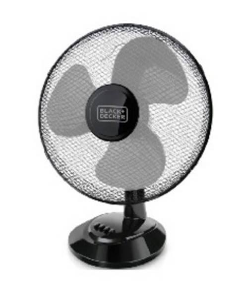 Black & Decker Stolný ventilátor Black+Decker BXEFD41E