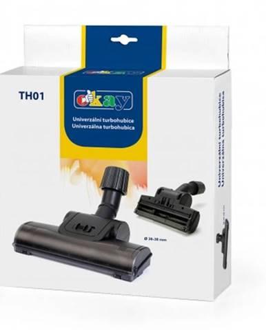 Turbokefa na koberce K&M TH01
