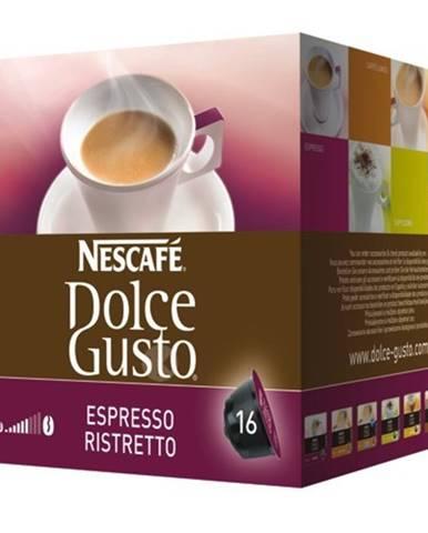 Kapsule Nescafé Dolce Gusto Espresso Ristretto, 16ks