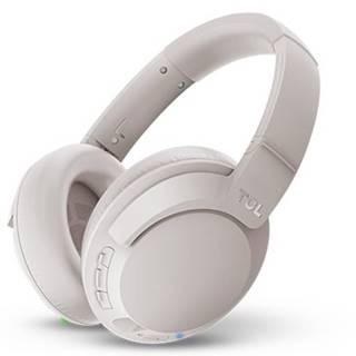 TCL bluetooth slúchadlá náhlavné, mikrofón, BT 4.2, šedá