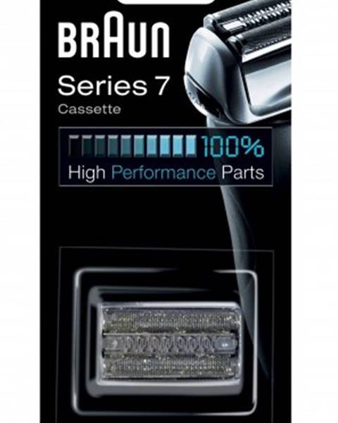 Braun Náhradná holiaca hlava Braun CombiPack Series 7 - 70S